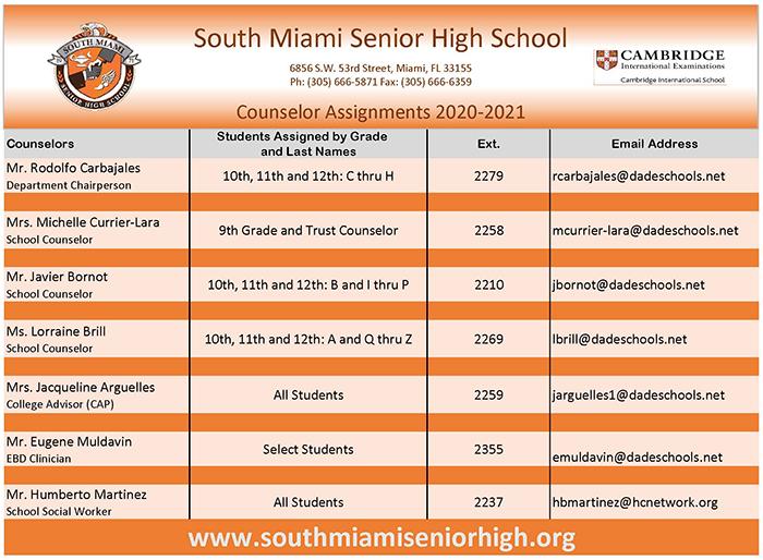Fiu Summer 2022 Calendar.Home Student Services Academic Departments South Miami Senior High School